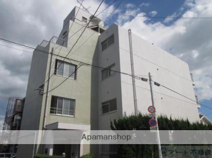 愛媛県松山市、南町駅徒歩17分の築38年 4階建の賃貸マンション