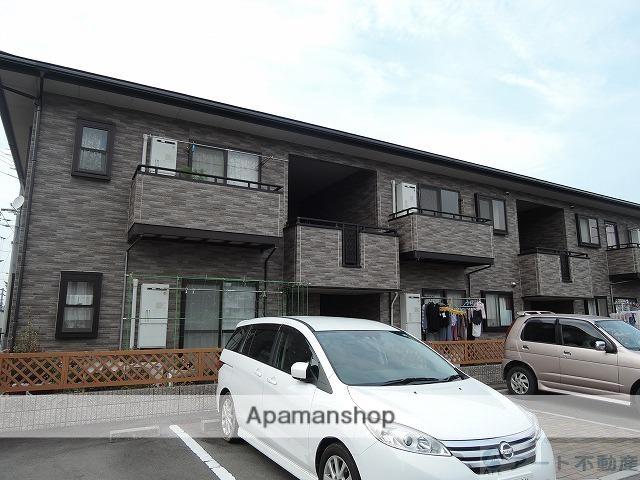 愛媛県伊予郡砥部町の築14年 2階建の賃貸マンション