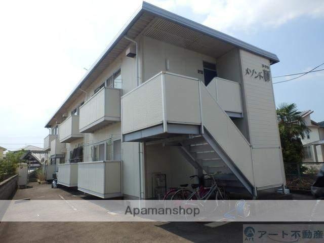 愛媛県東温市、愛大医学部南口駅徒歩12分の築32年 2階建の賃貸アパート