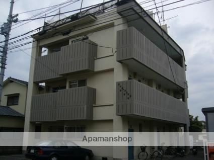 愛媛県松山市、松山市駅徒歩19分の築30年 3階建の賃貸マンション