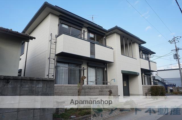 愛媛県伊予郡松前町、古泉駅徒歩11分の築17年 2階建の賃貸アパート