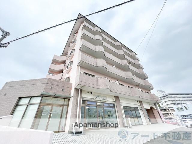 愛媛県松山市、北久米駅徒歩7分の築20年 7階建の賃貸マンション