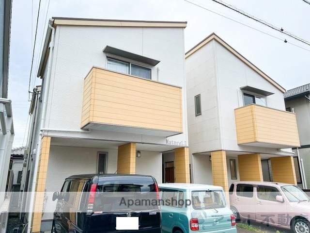愛媛県松山市、平井駅徒歩10分の築6年 2階建の賃貸テラスハウス