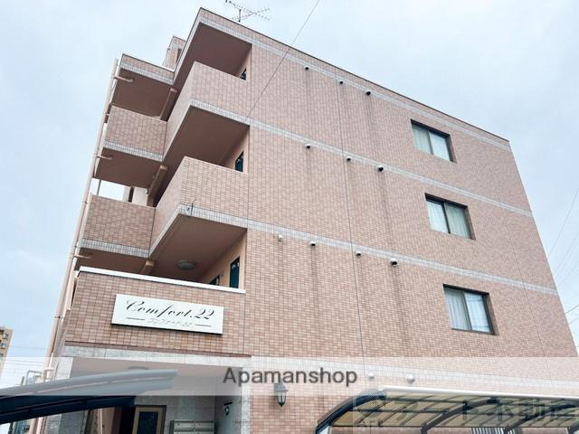 愛媛県東温市、梅本駅徒歩12分の築15年 5階建の賃貸マンション