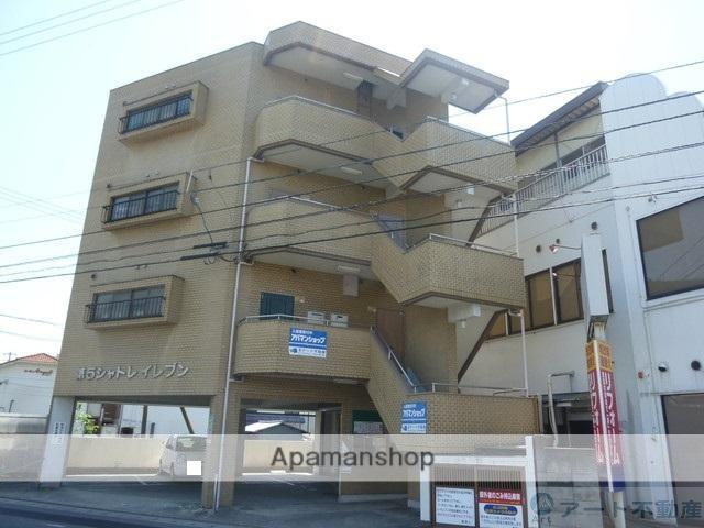 愛媛県松山市、いよ立花駅徒歩20分の築26年 4階建の賃貸マンション
