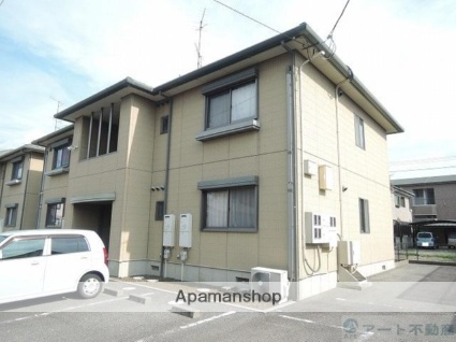 愛媛県松山市、大浦駅徒歩56分の築17年 2階建の賃貸アパート