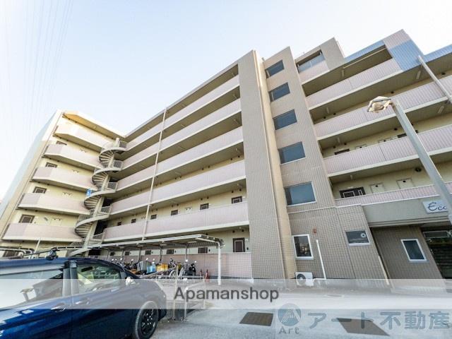 愛媛県松山市、福音寺駅徒歩12分の築18年 6階建の賃貸マンション