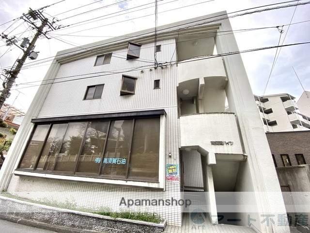 愛媛県松山市、北久米駅徒歩9分の築29年 3階建の賃貸マンション