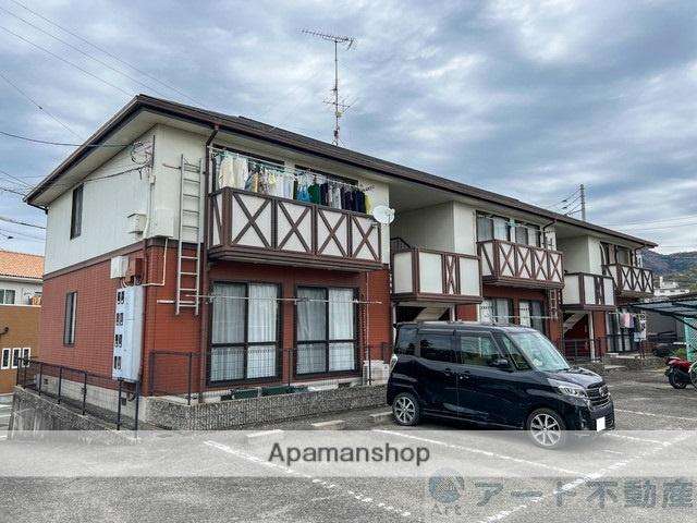 愛媛県松山市、南町駅徒歩34分の築22年 2階建の賃貸アパート