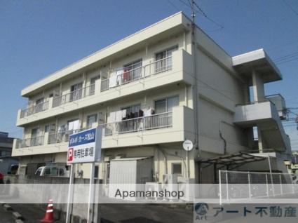 愛媛県松山市、北久米駅徒歩20分の築31年 3階建の賃貸マンション