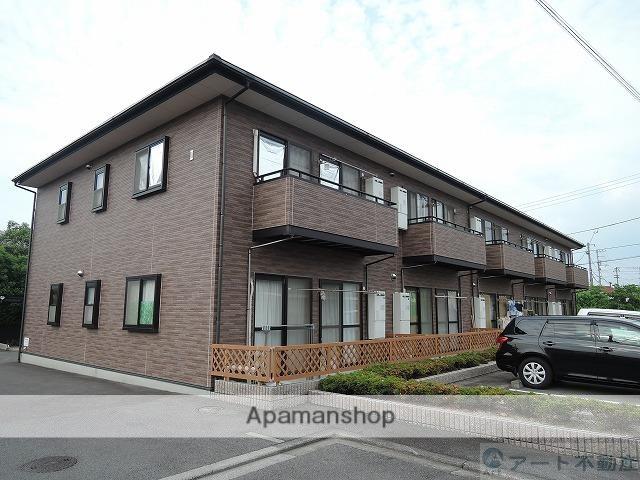 愛媛県伊予郡砥部町の築13年 2階建の賃貸アパート