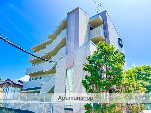 愛媛県松山市、北久米駅徒歩20分の築12年 4階建の賃貸マンション