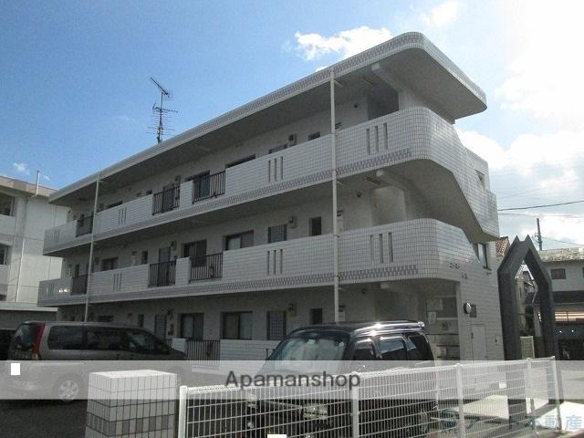愛媛県松山市、福音寺駅徒歩18分の築20年 3階建の賃貸マンション