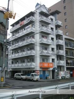 愛媛県松山市、石手川公園駅徒歩13分の築28年 6階建の賃貸マンション