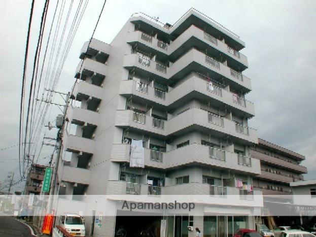 愛媛県松山市、福音寺駅徒歩5分の築25年 7階建の賃貸マンション
