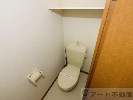 レオパレスMontPianne[1K/23.18m2]のトイレ