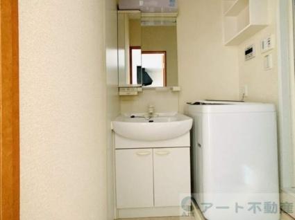 レオパレスグランドカメリアⅦ[1K/31.05m2]の洗面所
