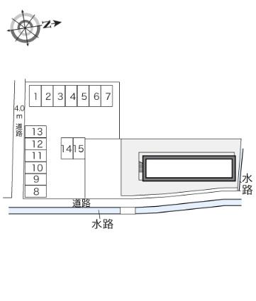 レオパレスゴールド枝松[1K/20.28m2]の内装1