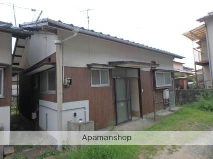 愛媛県松山市、北久米駅徒歩16分の築38年 1階建の賃貸一戸建て