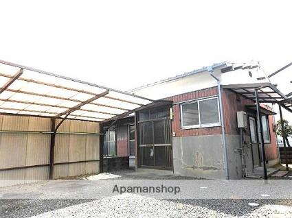 愛媛県東温市、田窪駅徒歩13分の築31年 1階建の賃貸一戸建て