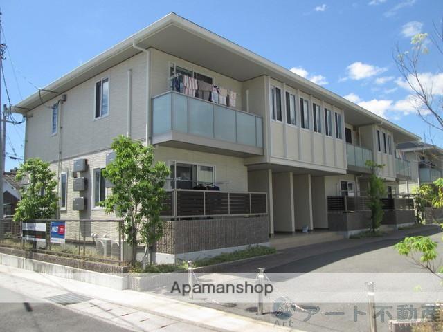 愛媛県松山市、福音寺駅徒歩20分の築3年 2階建の賃貸アパート