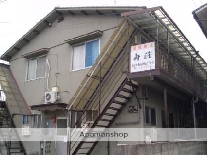 愛媛県松山市、いよ立花駅徒歩16分の築33年 2階建の賃貸アパート