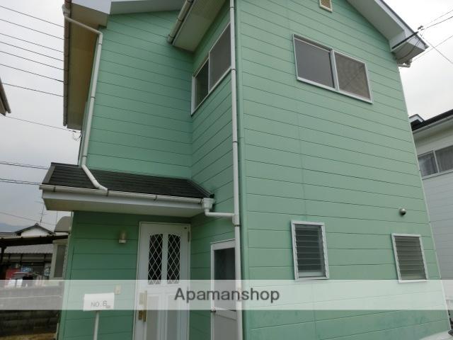 愛媛県西条市、伊予西条駅徒歩18分の築19年 2階建の賃貸アパート