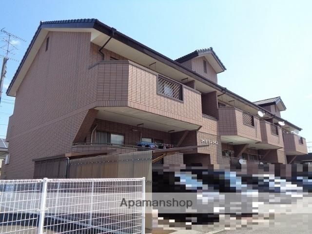 愛媛県西条市、伊予西条駅徒歩15分の築21年 2階建の賃貸アパート