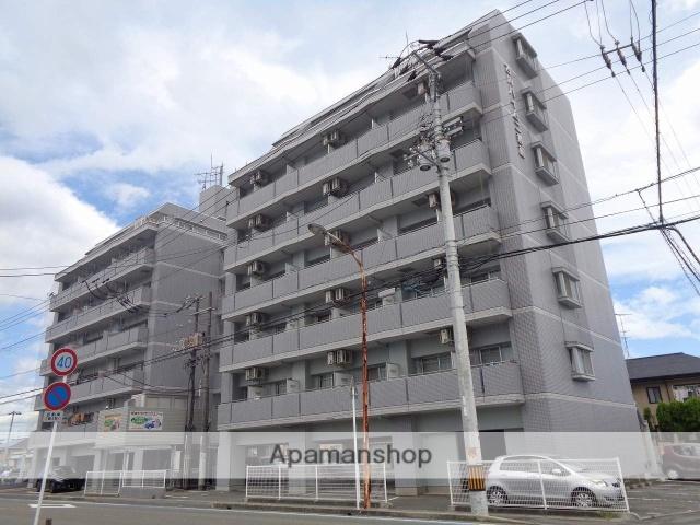 愛媛県西条市、伊予西条駅徒歩25分の築19年 7階建の賃貸マンション