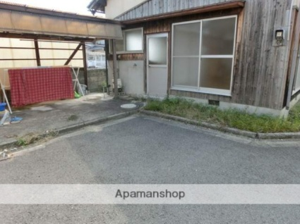 喜多川545-5借家[3DK/55.04m2]の駐車場