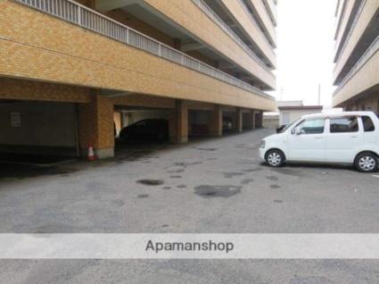 松本マンションⅢ[3DK/58m2]の駐車場