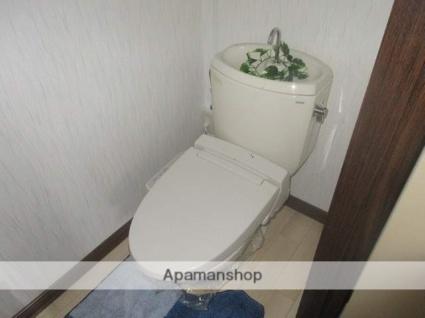 サンハイツ四軒町[3DK/42m2]のトイレ