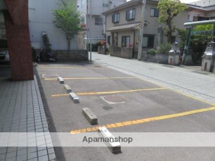 コーポ栄寿 第二ビル[2DK/52.7m2]の駐車場