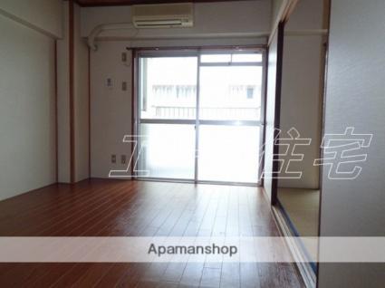 コーポ栄寿 第二ビル[2DK/52.7m2]のリビング・居間