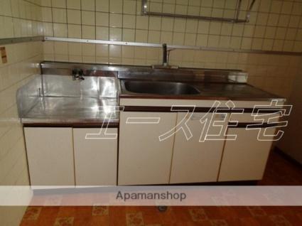 コーポ栄寿 第二ビル[2DK/52.7m2]のキッチン