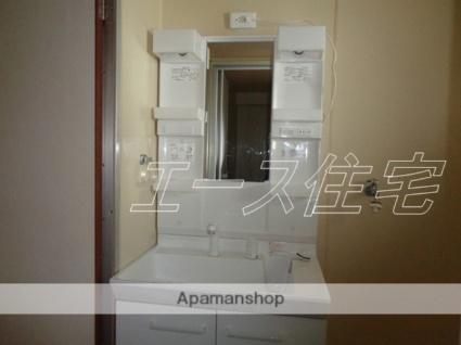 コーポ栄寿 第二ビル[2DK/52.7m2]の洗面所