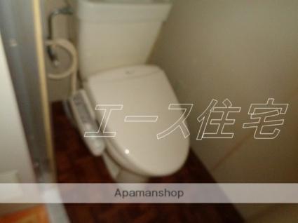 コーポ栄寿 第二ビル[2DK/52.7m2]のトイレ