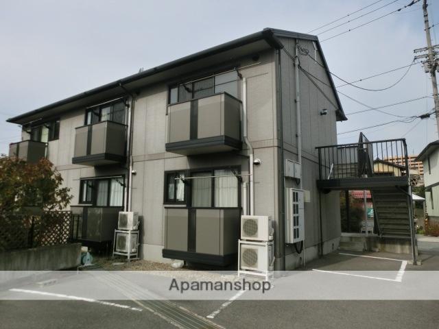 愛媛県西条市、伊予西条駅徒歩3分の築16年 2階建の賃貸アパート