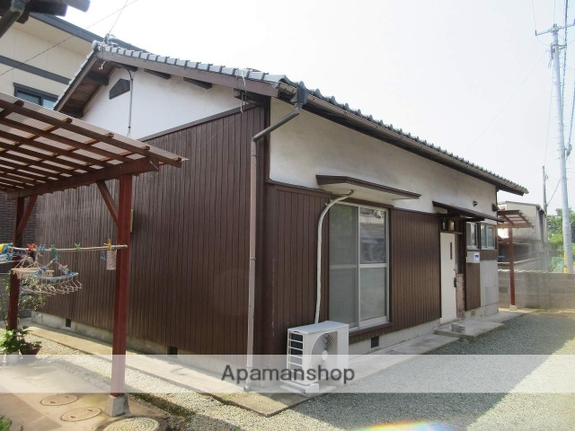 愛媛県西条市、伊予西条駅徒歩18分の築31年 1階建の賃貸一戸建て