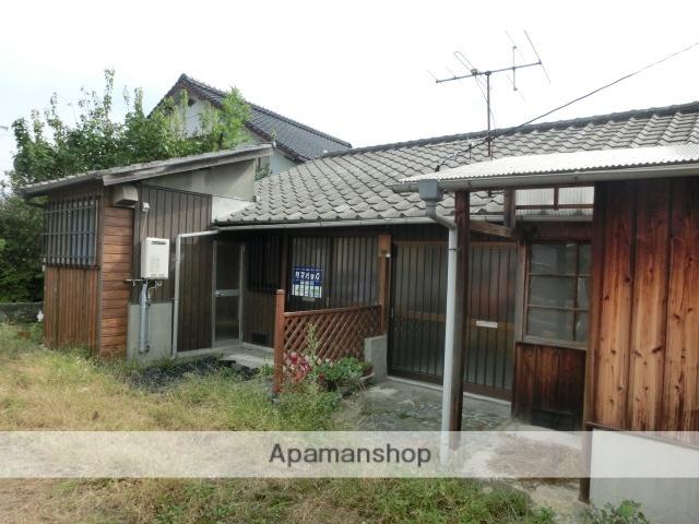 愛媛県西条市、伊予西条駅徒歩18分の築37年 1階建の賃貸アパート
