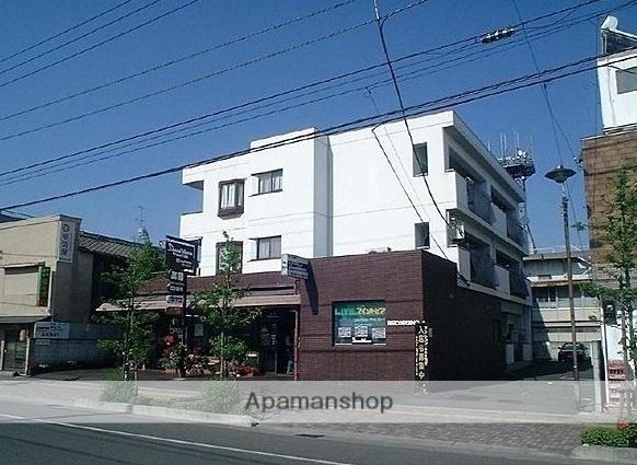 愛媛県西条市、伊予西条駅徒歩5分の築33年 3階建の賃貸マンション