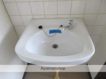 富士マンション[3DK/45.36m2]の洗面所
