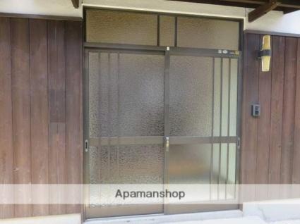 古川甲400-1 貸家[3DK/48.6m2]のエントランス