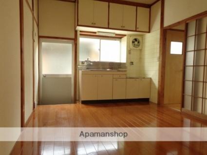古川甲400-1 貸家[3DK/48.6m2]のキッチン