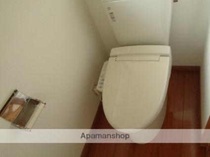 古川甲400-1 貸家[3DK/48.6m2]のトイレ