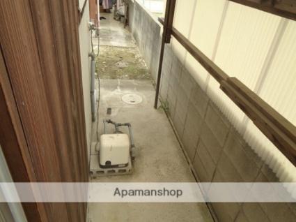 古川甲400-1 貸家[3DK/48.6m2]のバルコニー