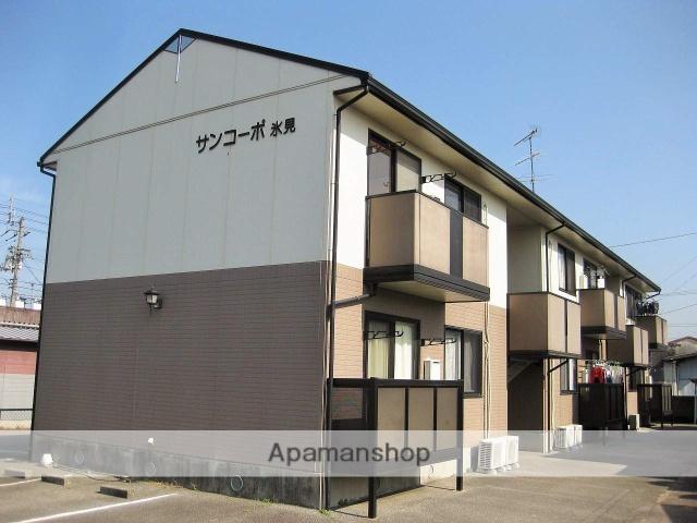 愛媛県西条市、伊予小松駅徒歩15分の築20年 2階建の賃貸アパート