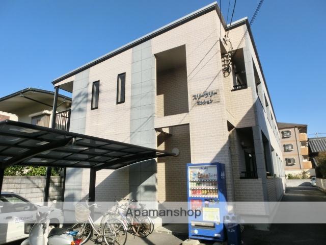 愛媛県西条市、伊予西条駅徒歩15分の築13年 2階建の賃貸アパート