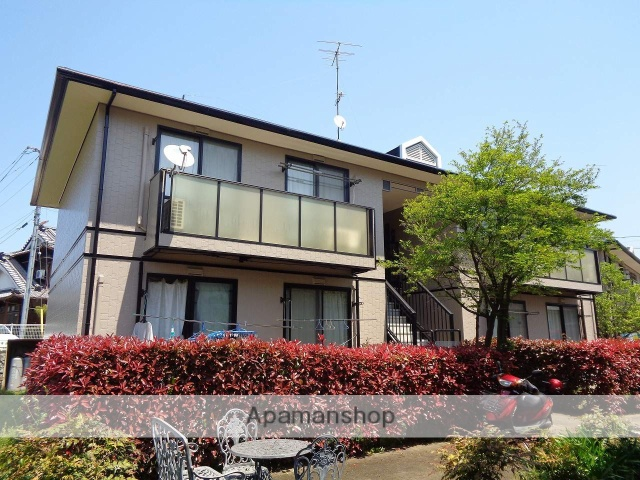 愛媛県西条市、伊予氷見駅徒歩10分の築18年 2階建の賃貸アパート