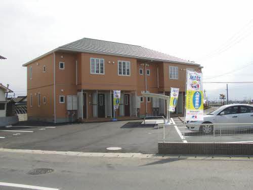 愛媛県西条市、壬生川駅徒歩15分の築10年 2階建の賃貸アパート